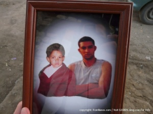 Ermordet in Ungarn: Vater Robert und Sohn Robert